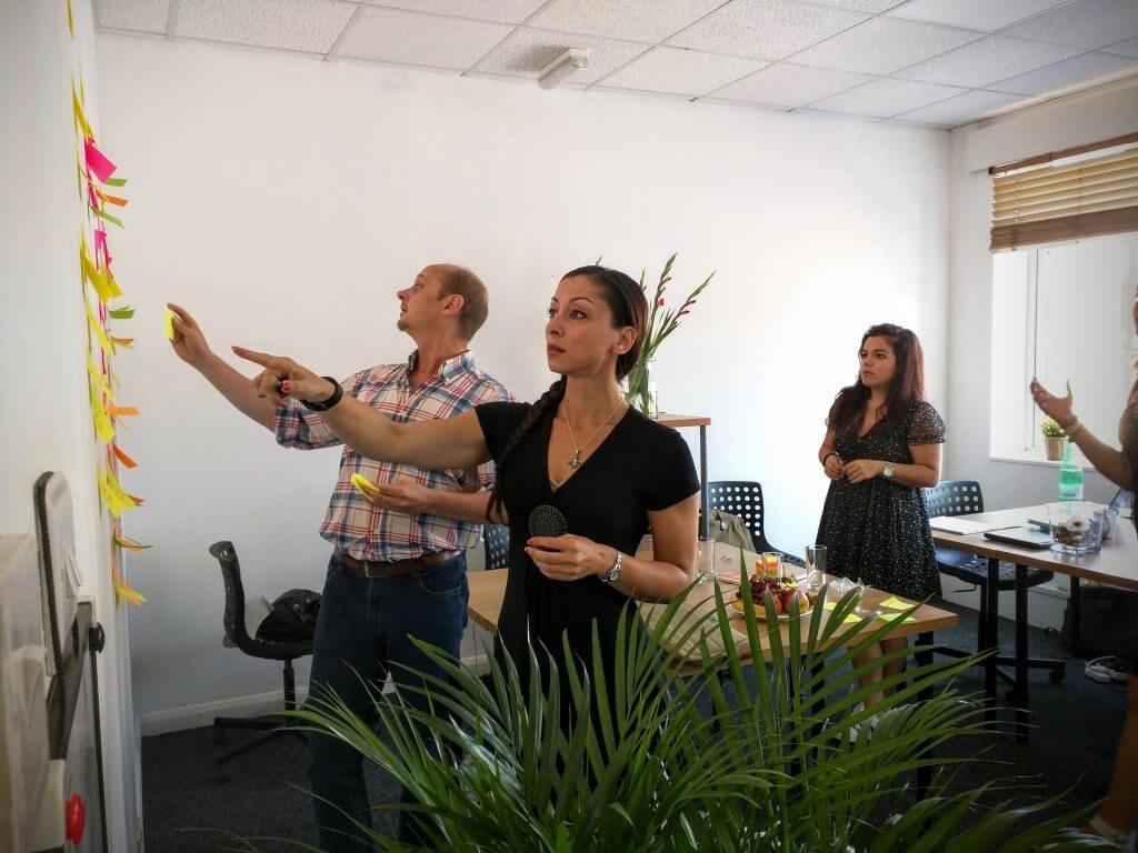 Growth Workshop Brainstorm