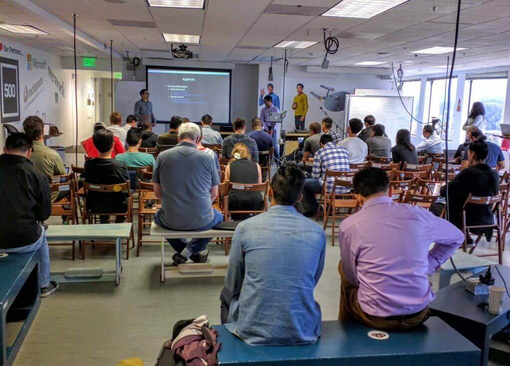 Marketing Hell Week - 500 Startups - Nopadon Consulting