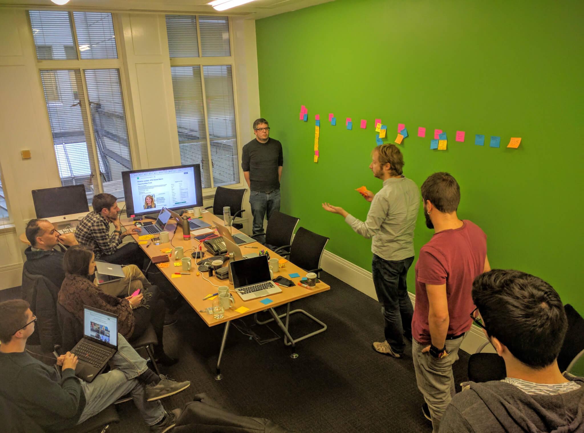 Growth Meeting - Brainstorm